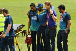 Sri Lanka Opener Avishka Fernando Suffers Injury