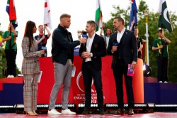 World Cup 2019 Opening Ceremony Not Too Impressive