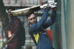 Icc World Cup 2019 Maxwell Talks Up Rashid Threat Ahead Of Opener Against Afghanistan