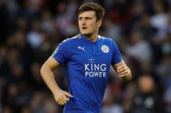 Manchester City Target Maguire As Kompany Replacement