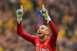 Fa Cup Final 2019 Javi Gracia Hopes Heurelho Gomes Does Not Retire