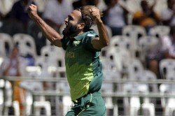 Icc World Cup 2019 Tahir Becomes First Spinner To Bowl First Over In World Cup Match