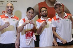 Indian Contingent Confident Of Putting Up A Good Show At India Open