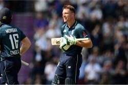 England Pakistan One Day International Southampton Report Jos Buttler Second Fastest Ton