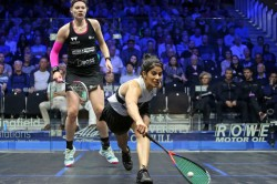 Joshna Chinappa Bows Out Of British Open