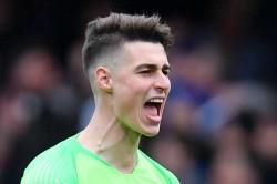 Chelsea Eintracht Frankfurt Europa League Report Penalties Kepa