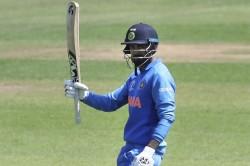 Icc World Cup 2019 Kohli Indicates Kl Rahul May Be Preferred Choice At Four