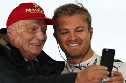 Nico Rosberg Pays Tribute Niki Lauda
