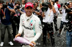 Hamilton Dominance Belies More F1 Drama In Monaco Thriller