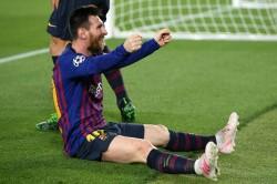 Lionel Messi 600 Club Goals Barcelona