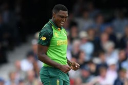 Icc World Cup 2019 Ngidi Takes Positives From South Africa Bowling Effort
