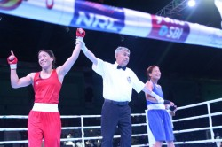 Mary Kom Nikhat Zareen To Meet In Semis After Confirming Medals India Open