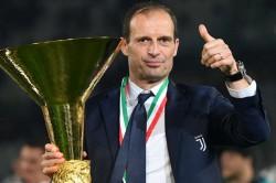 Massimiliano Allegri Juventus Fans Alberto Zaccheroni