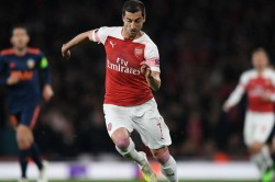 Arsenal Win Europa League Henrikh Mkhitaryan Shkodran Mustafi