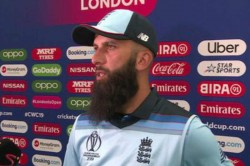 Icc World Cup 2019 We Adapted Well To The Slow Pitch Moeen Ali