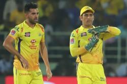 Ipl 2019 Delhi Capitals Vs Chennai Super Kings Ms Dhoni Takes Drs To Perfection Against Prithvi Shaw
