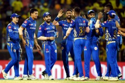 Ipl 2019 Mumbai Indians Vs Sunrisers Hyderabad Live Updates Mumbai