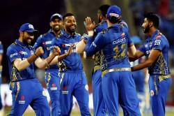 Mumbai Indians Ipl Play Off Spot Sunrisers Hyderabad Report
