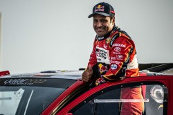 Al Attiyah Heads Star Studded Kazakhstan Field