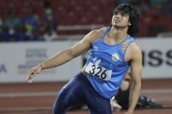 Neeraj Chopra A Doubtful Starter For Doha World Championship