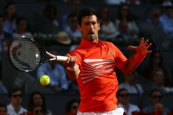 Novak Djokovic Madrid Open Final Beats Stefanos Tsitsipas