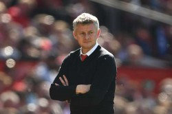 Ole Gunnar Solskjaer Patience Manchester United Robin Van Persie
