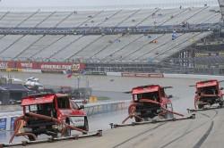 Nascar At Dover Rain Postpones Race Monday