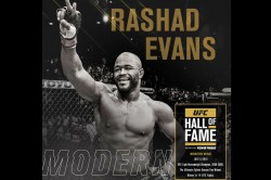 Ufc Induct Suga Rashad Evans To Hall Of Fame Class Of