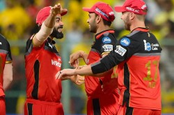 Ipl 2019 Rcb Vs Srh Hetmyer Gurkeerat Pull Of Four Wicket Win To Help Bangalore Finish Season
