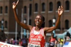 Women S Marathon World Champion To Run In Bengaluru World 10k On May