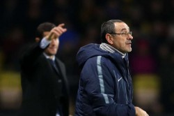 Watford Javi Gracia Confused By Sarriball