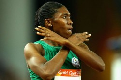 South African Government Backing Caster Semenya Cas Appeal Iaaf Testosterone Regulations