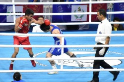 Boxing Shiva Thapa Aims For A Golden Homecoming At India Open