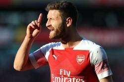 Shkodran Mustafi Arsenal Criticism Europa League Final