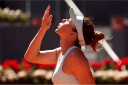 Madrid Open Final Simona Halep Kiki Bertens