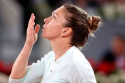 Wta Madrid Open Simona Halep Petra Kvitova Wednesday Review