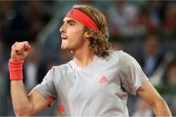 Rafael Nadal Stefanos Tsitsipas Atp Madrid Open Report