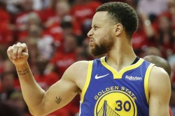 Nba Playoffs 2019 Warriors Close Out Rockets In Houston