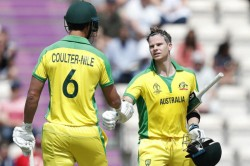 Icc World Cup 2019 Eng Vs Aus Warm Up Smith S Hundred And Clinical Show By Bowlers Help Australia