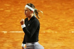 Wta Internazionali Ditalia Serena Williams Withdraw Elina Svitolina Out Azarenka Wozniacki Ostapenko