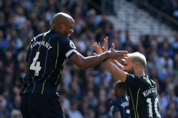 Liverpool Did Not Deserve To Lose Title Epic Says City Captain Kompany