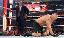 Dana White Announces Brock Lesnar Ufc Retirement