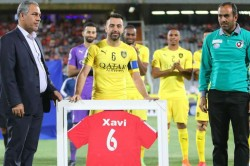 Afc Champions League Review Spain Great Xavis Playing Career Ends With Defeat To Persepolis