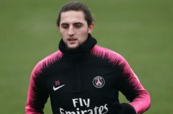 Manchester United And Juventus In Transfer Battle For Adrien Rabiot