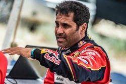 Al Attiyah Leads Fia World Cup After Kazakhstan Win