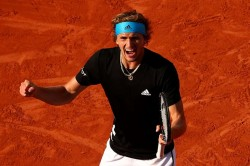 French Open 2019 Results Zverev To Take On Djokovic