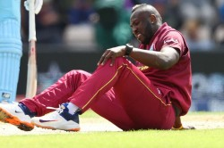 Knee Surgery Successful For West Indies All Rounder Russell