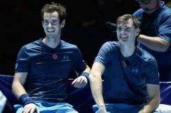 Andy Murray Jamie Murray Wimbledon Doubles