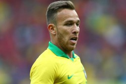 Arthur Injury Update Brazil Copa America