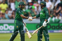 Icc World Cup 2019 Majestic Babar And Sohail Keep Pakistan In Semi Final Hunt